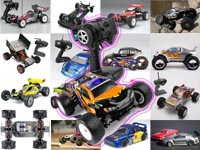 Lire l'article 114 voitures RC RTR Ready to Run, buggy, truck, truggy, monster truck, drift, onroad touring car… pour débuter