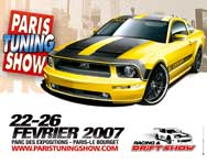Lire l'article PTS Paris Tuning Show 2007