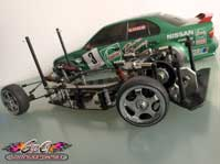Ouvrir la galerie photos Yokomo YR F2 Special – vintage rc - piste traction - sedan front wheel drive