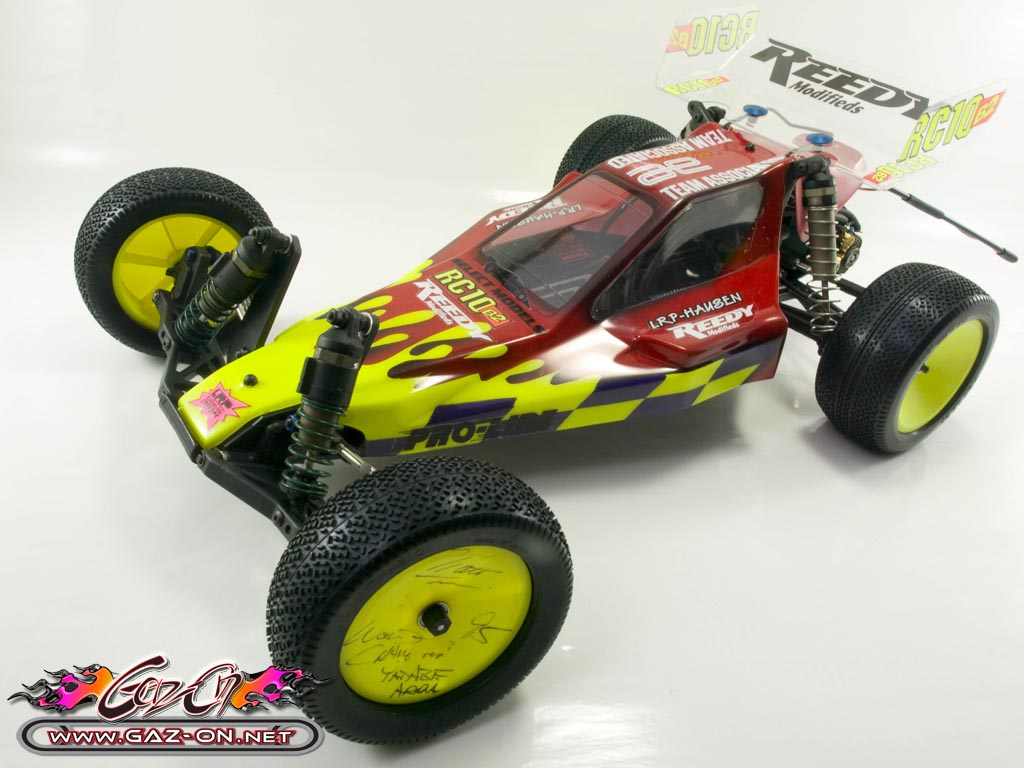 Team Associated RC10 B2 - buggy 2wd World Champion 1995