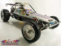 Ouvrir la galerie photos Kyosho Scorpion (1983) – 2wd buggy RC vintage restored